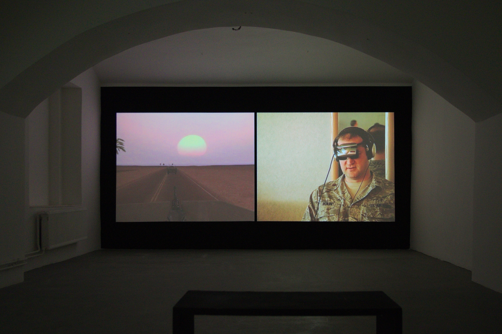 Harun Farocki / Serious Games. Immersion, 2009-2010