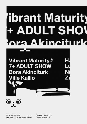 VIBRANT MATURITY® 7+ ADULT SHOW