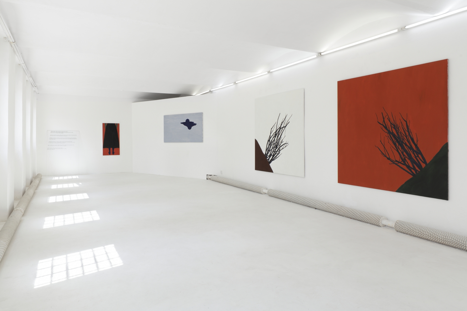 Installation view / pohled do instalace